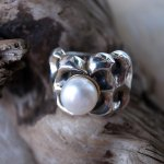 Ring mit Perle CHF 95.00